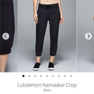 Lululemon Namaskar Crop